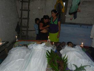 Victimas de El Carrizo