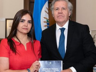 torturas dentro de Venezuela