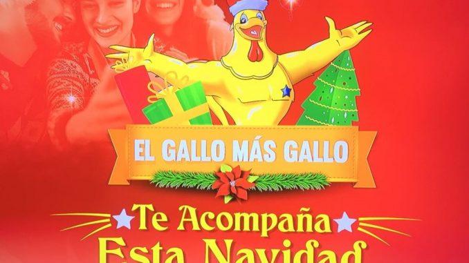 El Gallo más Gallo te acompaña esta Navidad