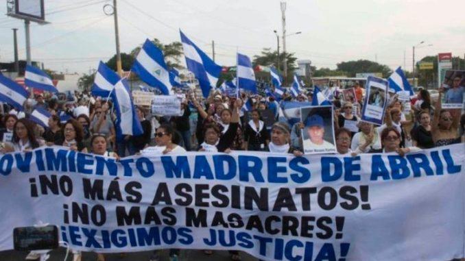 Madres de Abril,Ley de Amnistía