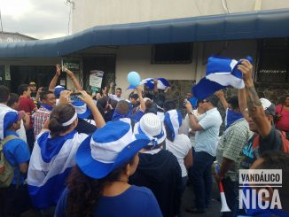 Protesta Costa Rica