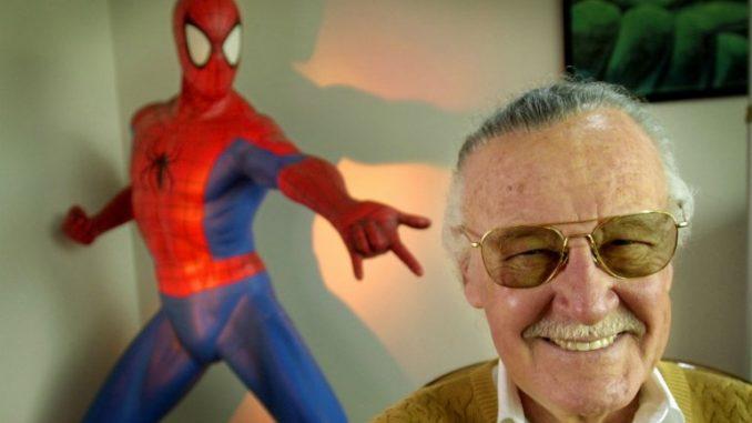 Stan Lee,escritor de Cómics,