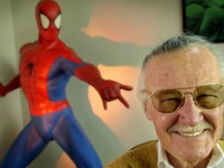 Stan Lee,escritor de Cómics,