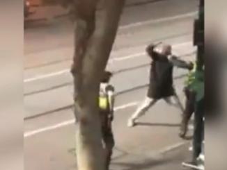 Ataque en Melbourne