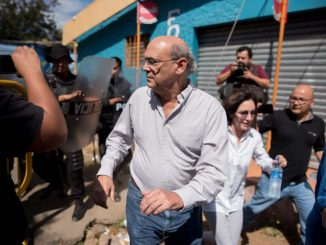 Agresión a periodistas independientes en Plaza El Sol