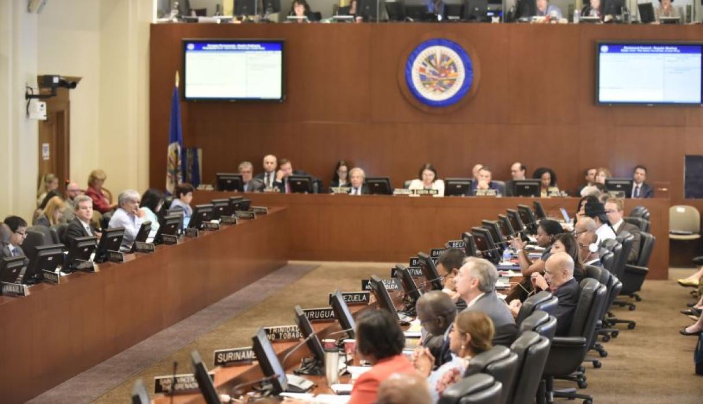 OEA convocó a una sesión extraordinaria