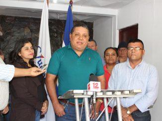 Alcalde Oscar Gadea