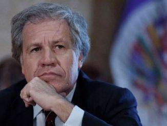 OEA,Luis Almagro,