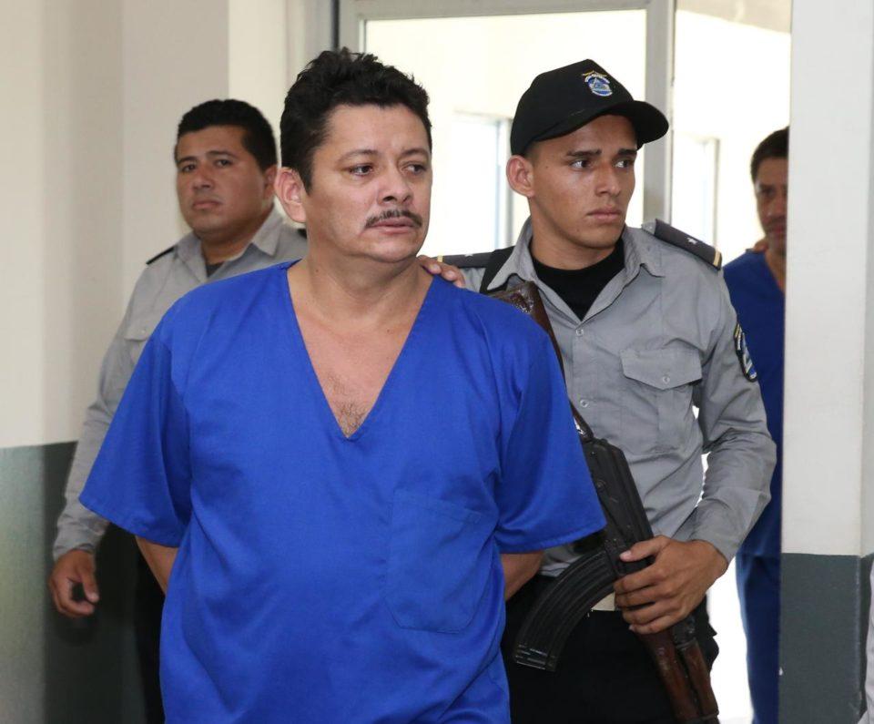 Medardo Mairena juicio