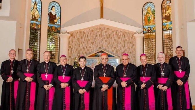 Editorial diario La Prensa,Conferencia Episcopal de Nicaragua,