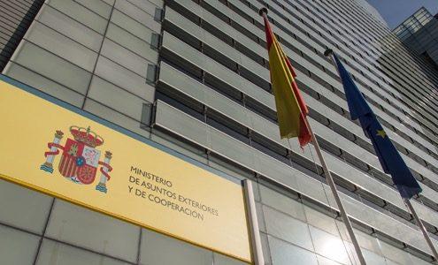 España,personería jurídica,Nicaragua,