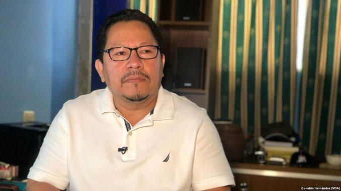 Miguel Mora,100 por ciento Noticias,