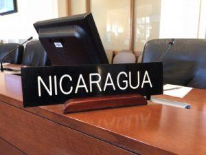 Sesión extraordinaria,Nicaragua,OEA,
