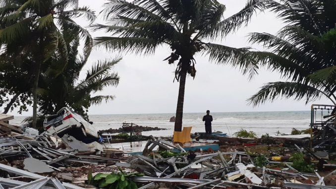 Tsunami,Indonesia,