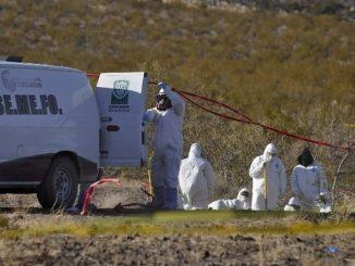 20 cadáveres fueron encontrados