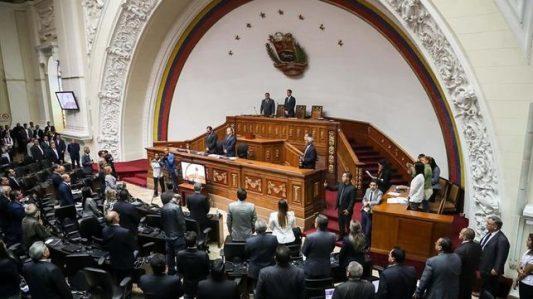 Asamblea Nacional (AN, Parlamento) de Venezuela
