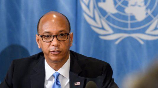 Robert Wood, embajador de Estados Unidos a la Conferencia de Desarme