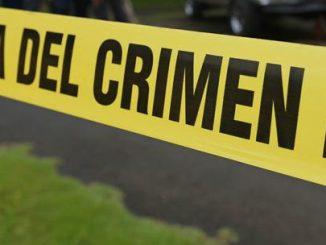 Cinta crimen policía