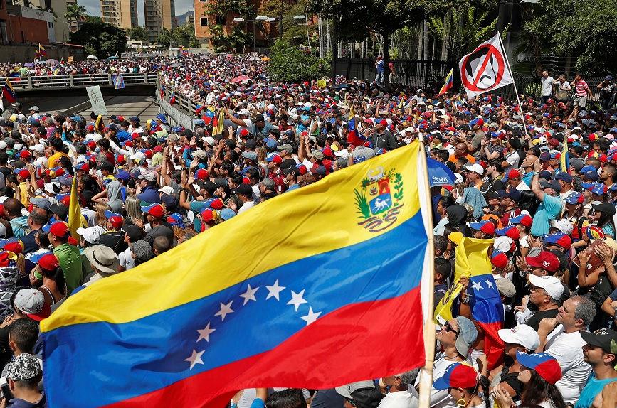 «pueblo» de Venezuela
