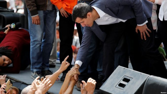 Juan Guaidó,