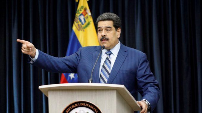 Congreso de Venezuela,Nicolás Maduro,