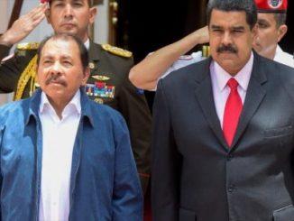 crisis,Nicaragua,Venezuela,