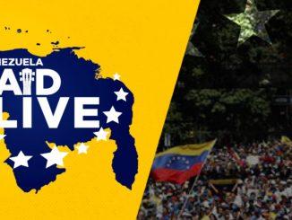 El Venezuela Aid Live