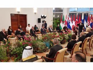 Ortega embajadores