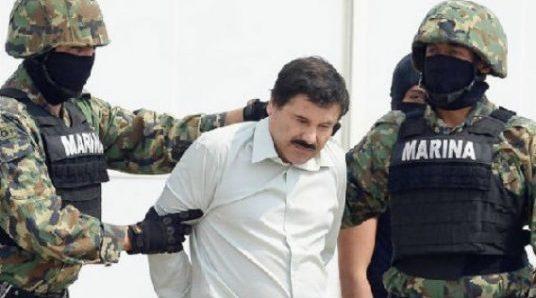 "Joaquín Guzmán Loera, alias ""El Chapo"""