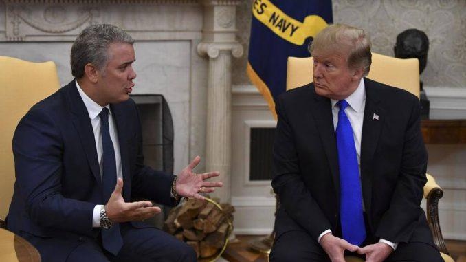 Colombia y EE.UU