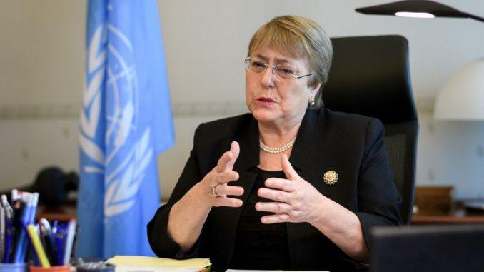Bachelet,diálogo,Nicaragua,