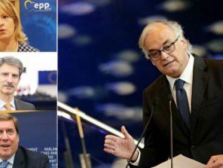 diputados eurodiputados