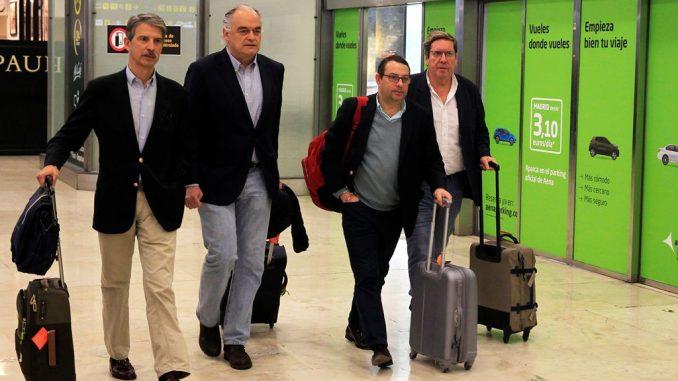 Delegación de eurodiputados