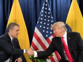 Colombia y EE.UU.