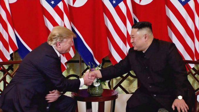 Cumbre,Donald Trump,Jin Jong-un,