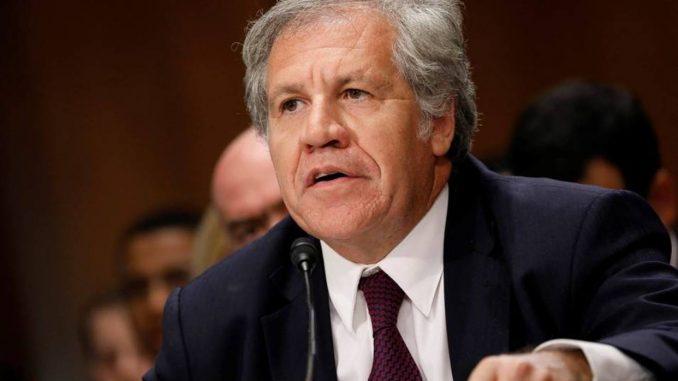 OEA,Luis Almagro,Grupo de Lima,