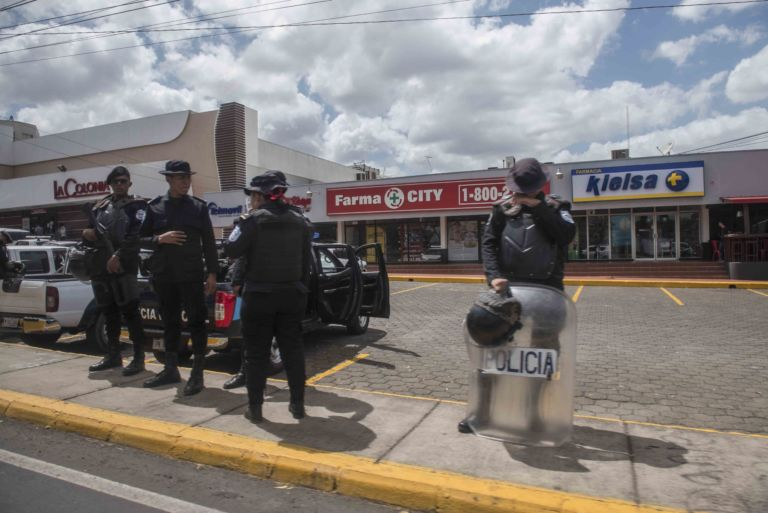 Policcia Orteguista