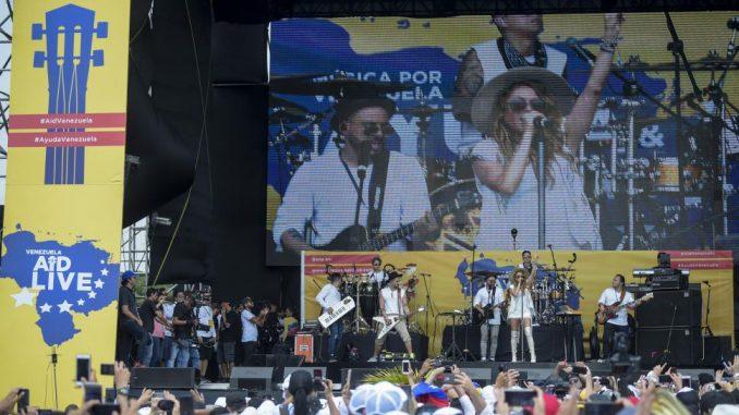 concierto,Venezuela,