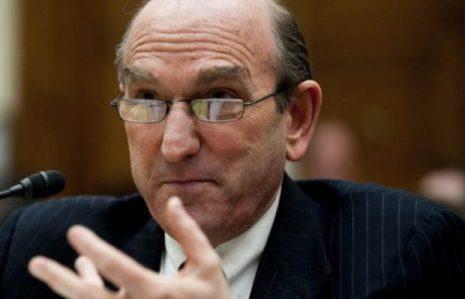 El enviado especial de Estados Unidos en la ONU, Elliott Abrams