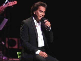 """El cantante venezolano, José Luis Rodríguez, """"El Puma"""""""