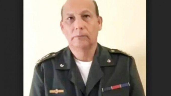 Coronel Rubén Paz