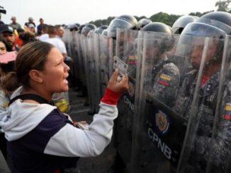 tensión,Venezuela,