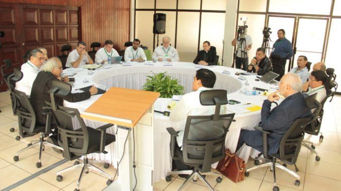 Diálogo Nacional,OEA,