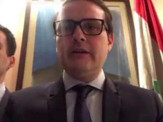 Embajador en Irak