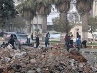 ciudad siria de Idlib