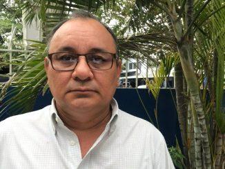 Doctor Jorge Luis Borgen, vicepresidente Unidad Médica Nicaragüense.