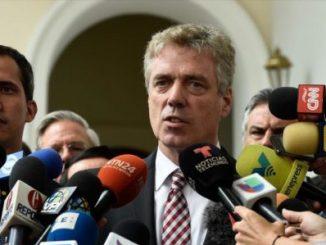 Venezuela da 48 horas a embajador de Alemania