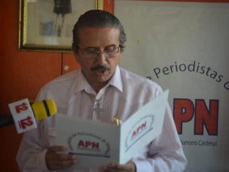 Alfredo Salinas, nuevo presidente de la APN