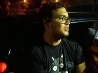 periodista Luis Carlos Díaz/ Venezuela