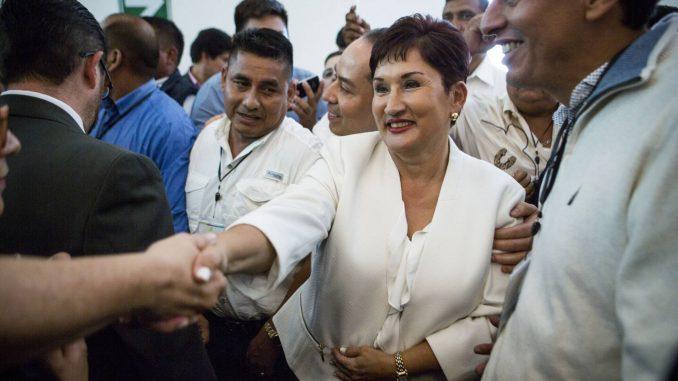 Ex fiscal,Guatemala,